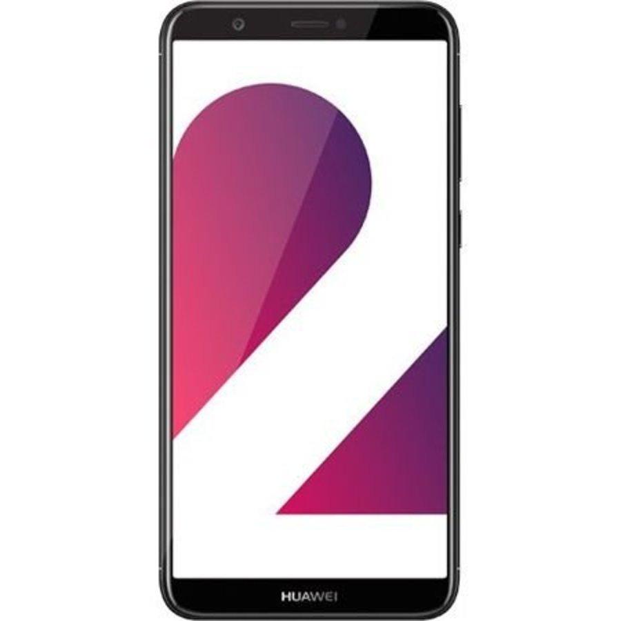 Huawei P Smart Dual Sim Black  (Black)-1