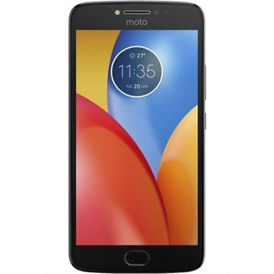 Motorola Moto E4 Plus Dual Sim XT1771 Grey (Grey)-1