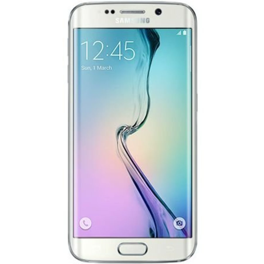 Samsung Galaxy S6 Edge G925F 64GB White (64GB White)-1