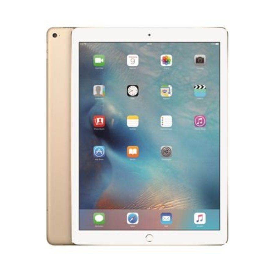 Apple iPad Pro 12.9 2017 WiFi + 4G 256GB Gold (256GB Gold)-1