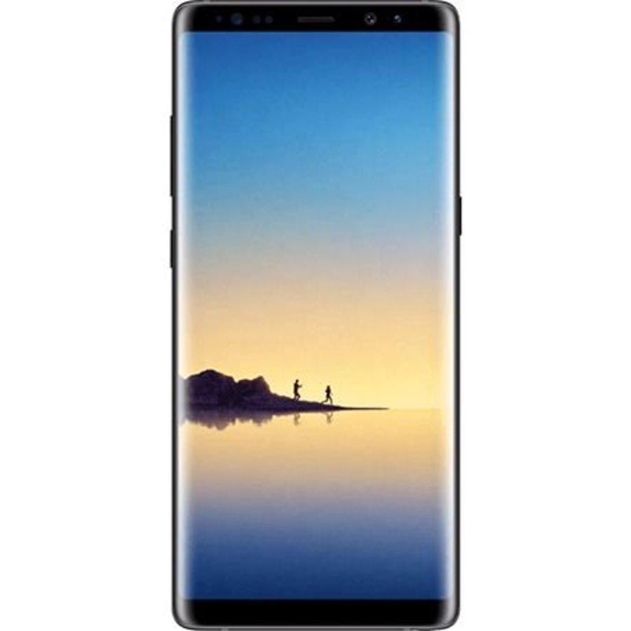 Samsung Galaxy Note8 Dual Sim N950FD Midnight Black (Midnight Black)-1