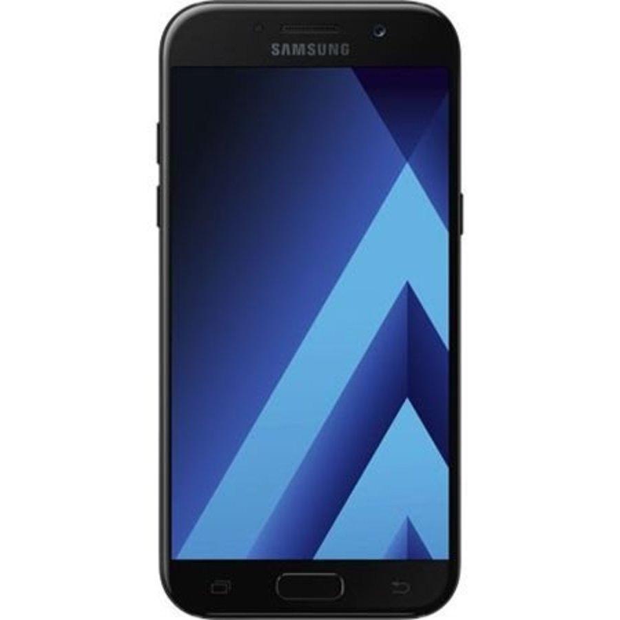Samsung Galaxy A5 2017 Duos A520FD Import Black (Black)-1