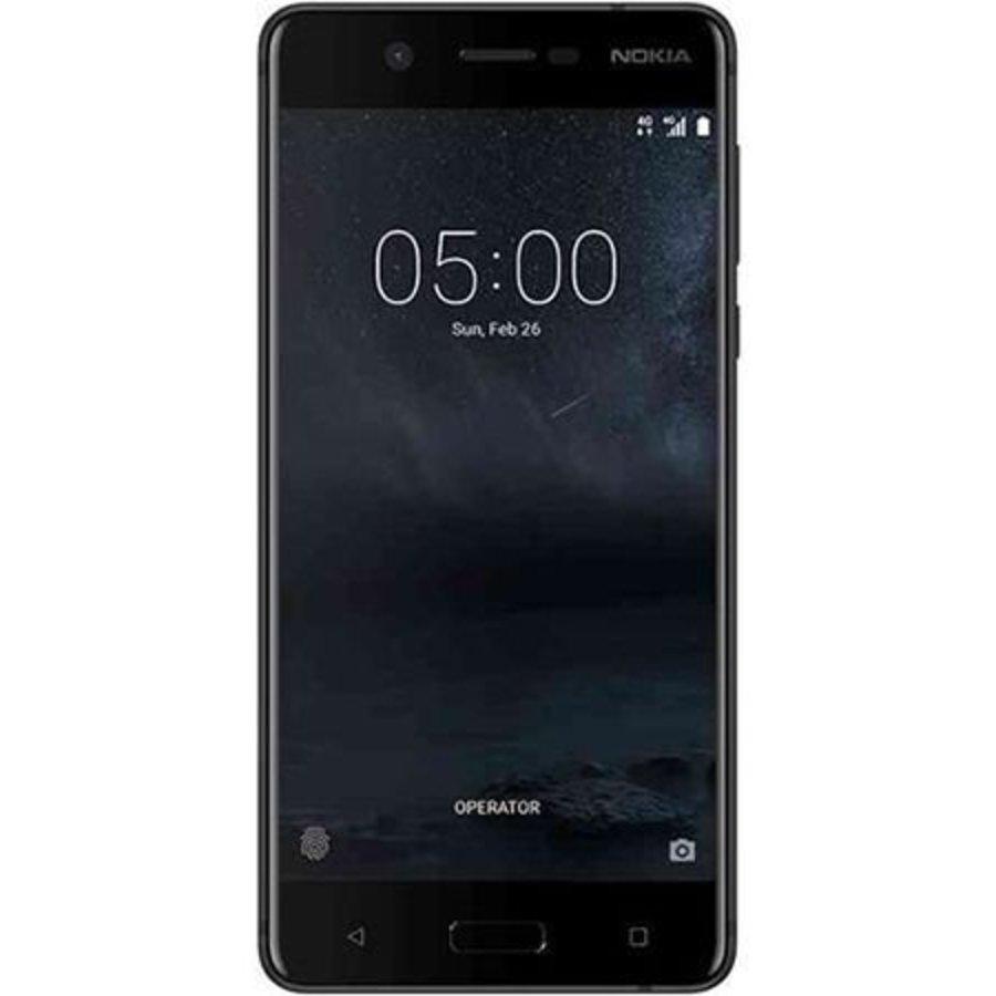 Nokia 5 Dual Sim Black (Black)-1