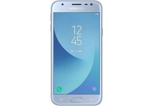 Samsung Galaxy J3 2017 Dual Sim J330FD Blue Silver
