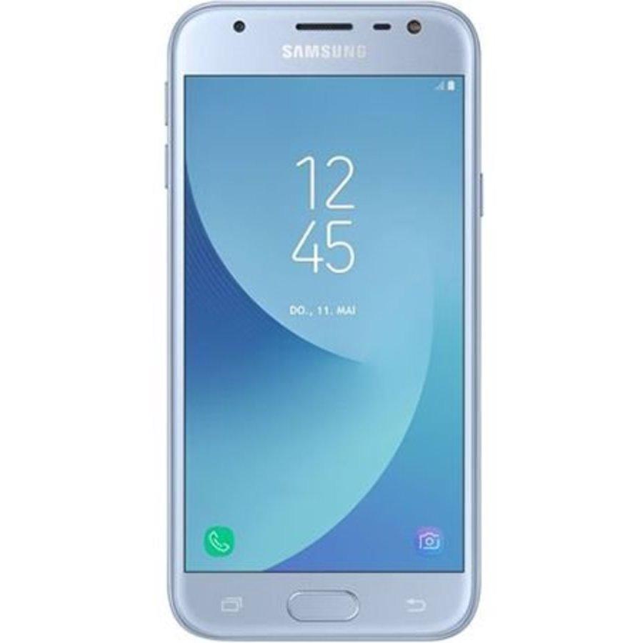 Samsung Galaxy J3 2017 Dual Sim J330FD Blue Silver (Blue Silver)-1