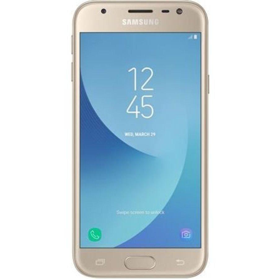 Samsung Galaxy J3 2017 J330F Gold (Gold)-1