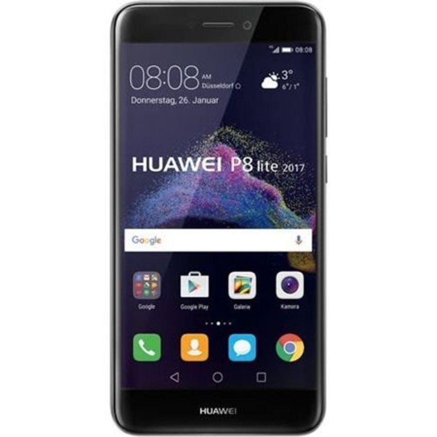 Huawei P8 Lite 2017 Dual Sim Black (Black)-1