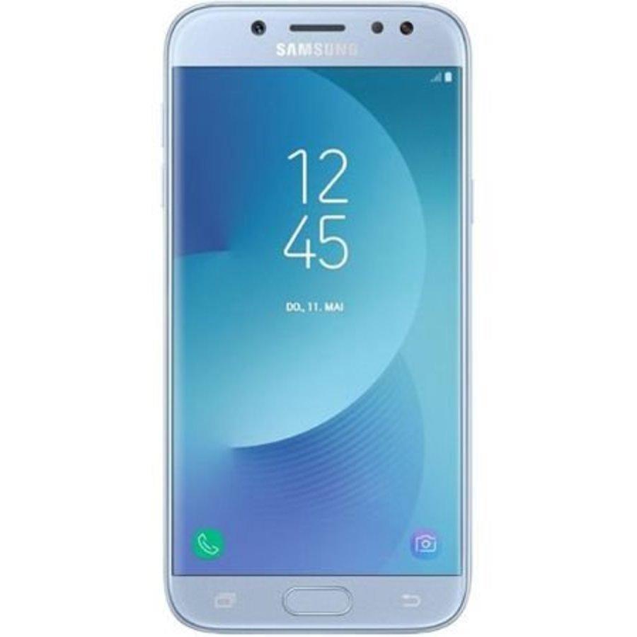 Samsung Galaxy J5 2017 Dual Sim J530FD Blue Silver (Blue Silver)-1