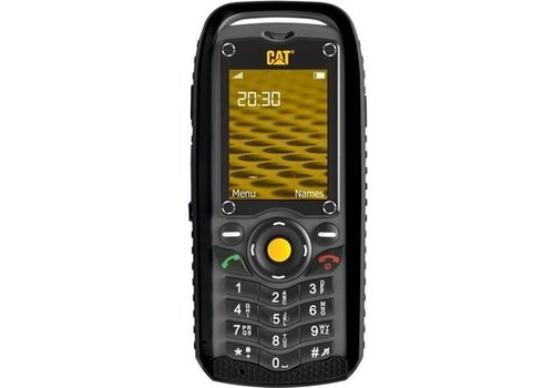 Caterpillar CAT B25 Dual Sim Black