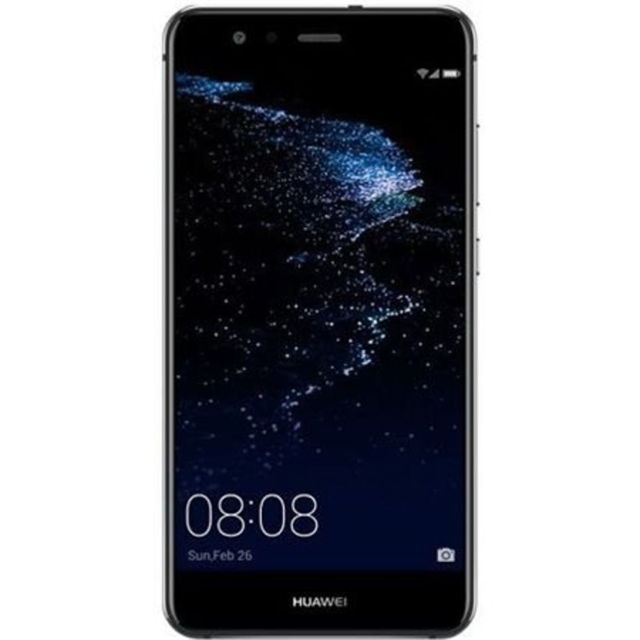 Huawei P10 Lite Dual Sim 4GB Midnight Black (Midnight Black)-1