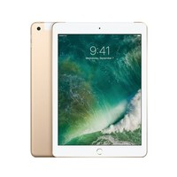 Apple iPad 9.7 2017 WiFi + 4G 32GB Gold (32GB Gold)