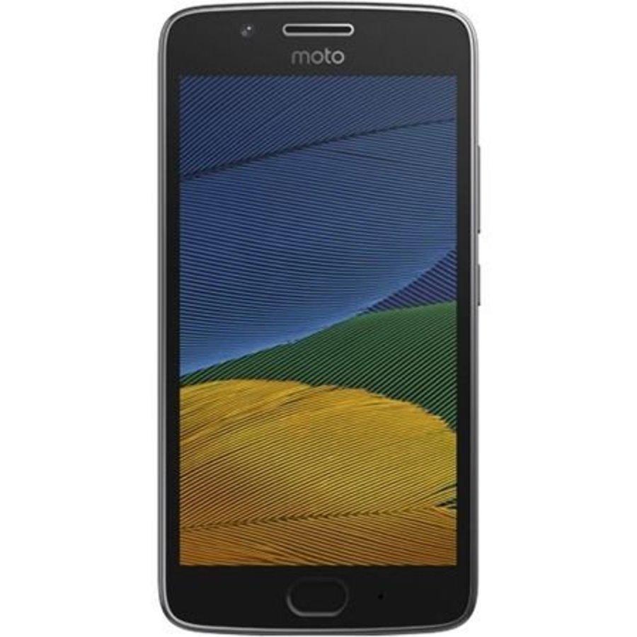 Motorola Moto G5 Dual Sim XT1676 Grey (Grey)-1