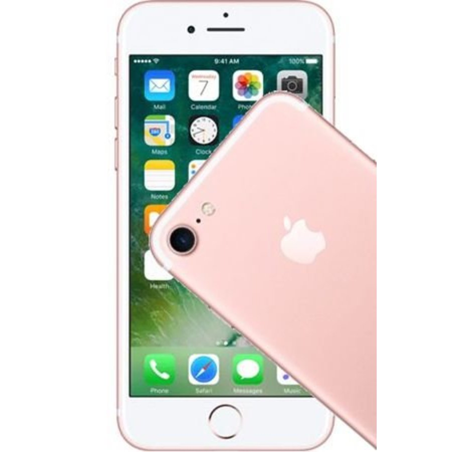 Apple iPhone 7 128GB Rose Gold (128GB Rose Gold)-1