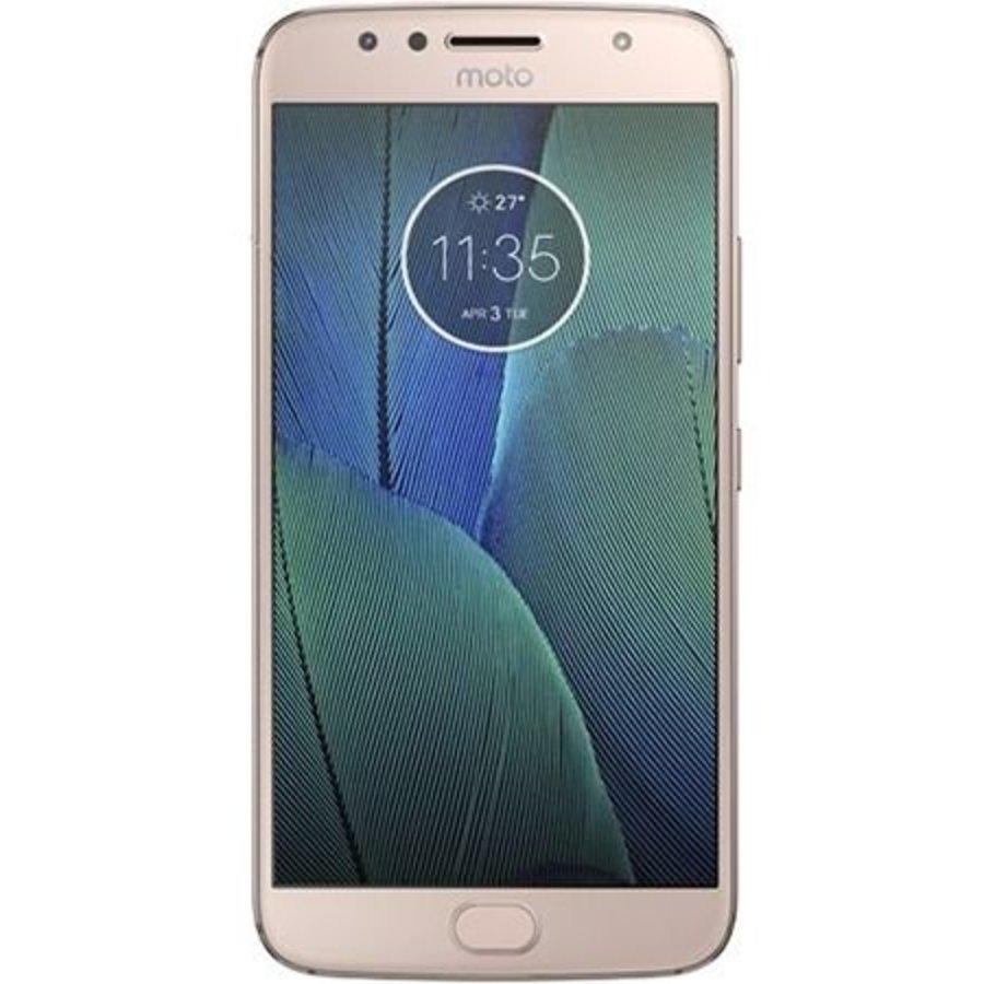 Motorola Moto G5S Plus Dual Sim XT1805 Gold (Gold)-1