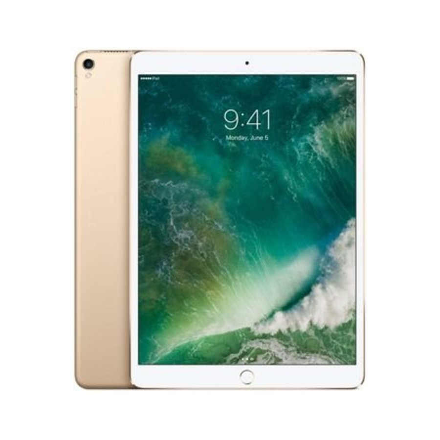Apple iPad Pro 10.5 WiFi + 4G 512GB Gold (512GB Gold)-1