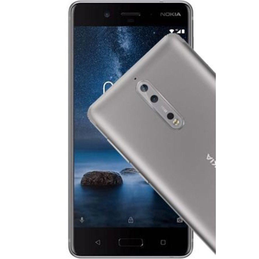 Nokia 8 Steel Grey (Steel Grey)-1
