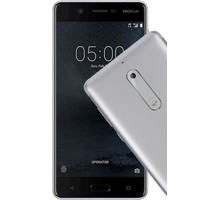 Nokia 5 Dual Sim Silver (Silver)