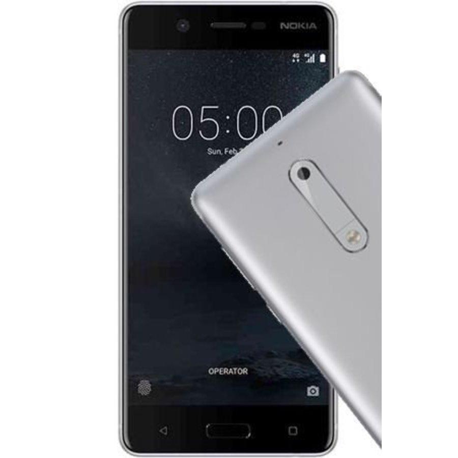 Nokia 5 Dual Sim Silver (Silver)-1