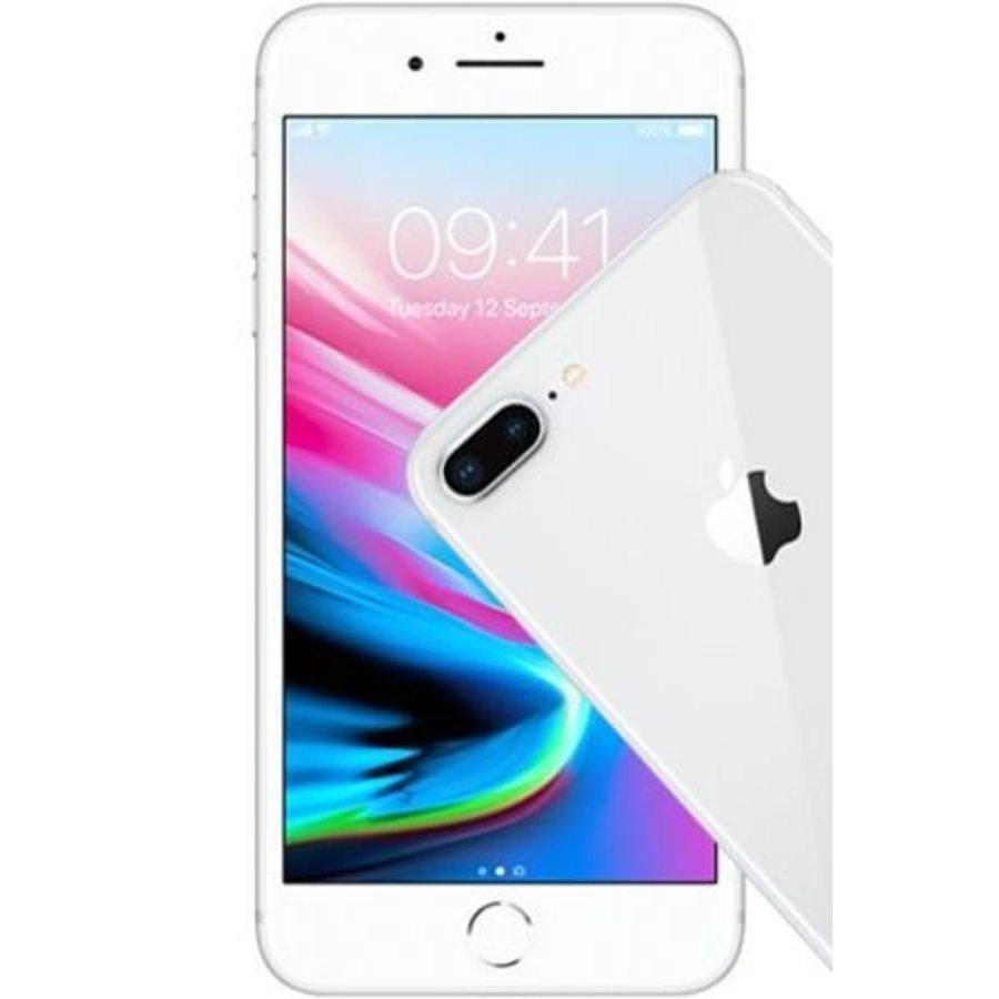 Apple iPhone 8 Plus 64GB Silver (64GB Silver)-1