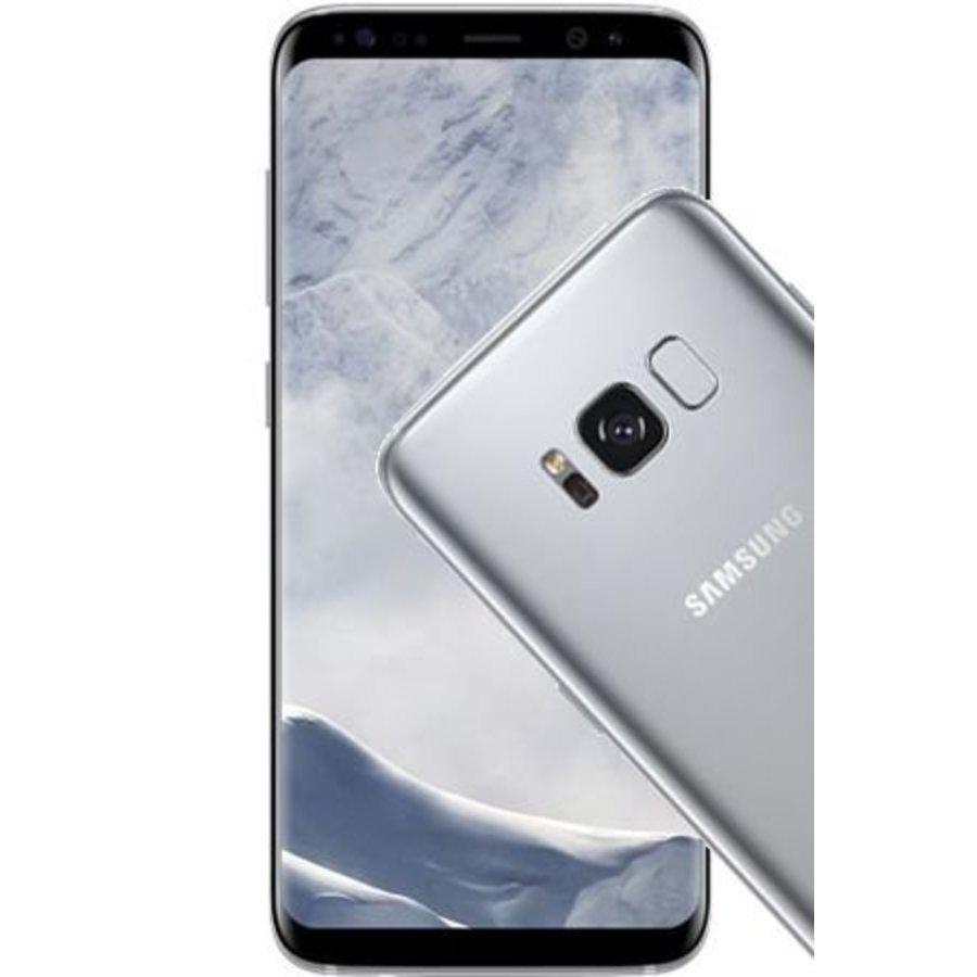 Samsung Galaxy S8 G950F 64GB Arctic Silver (64GB Arctic Silver)-1