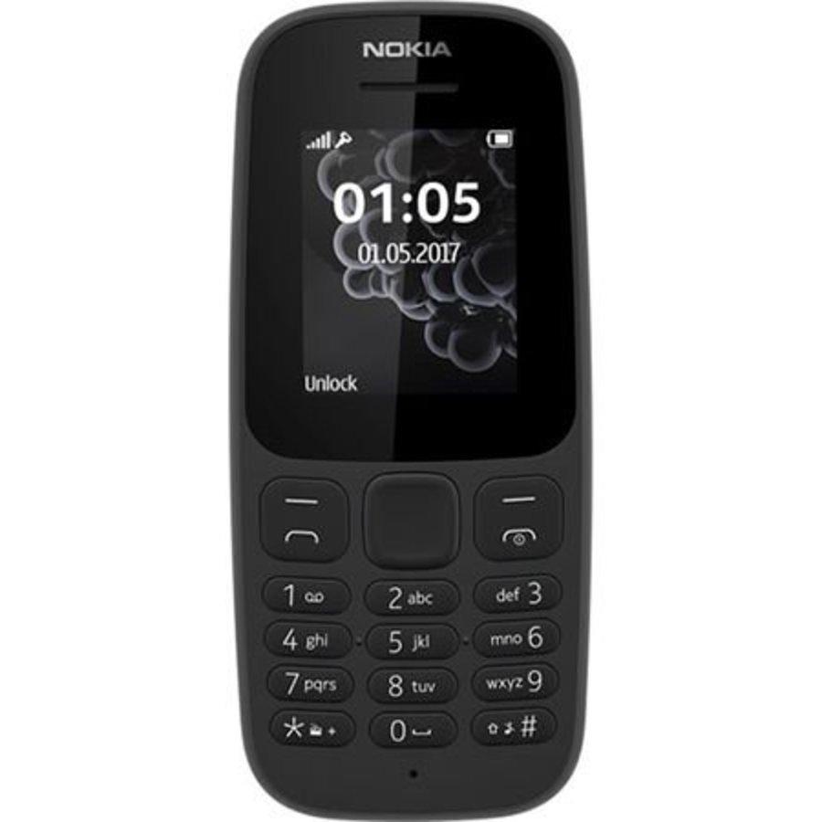 Nokia 105 Neo Black (Black)-1