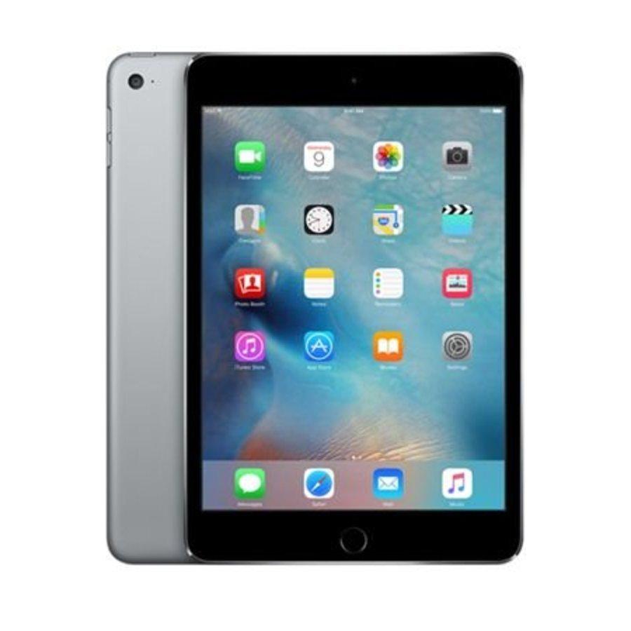 Apple iPad mini 4 WiFi + 4G 128GB Space Grey (128GB Space Grey)-1