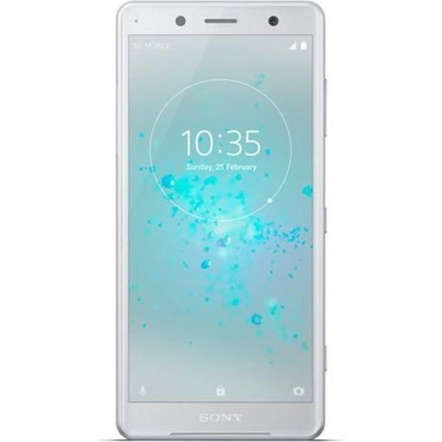 Sony Xperia XZ2 Compact Silver (Silver)-1