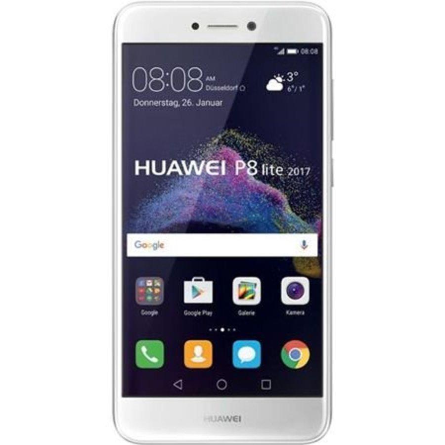 Huawei P8 Lite 2017 Dual Sim White (White)-1