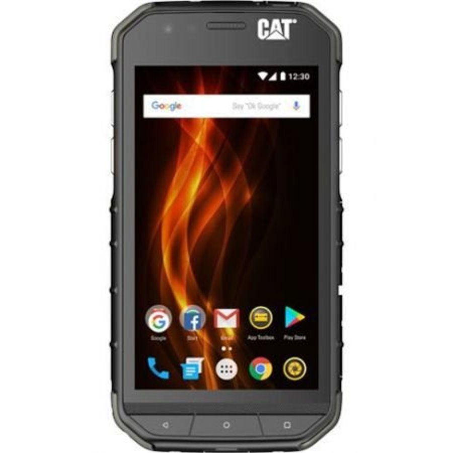Caterpillar CAT S31 Dual Sim Black (Black)-1