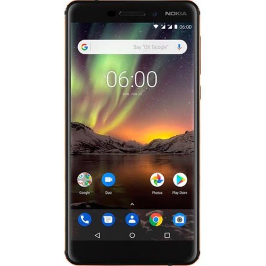 Nokia 6 (2018) Black (Black)-1