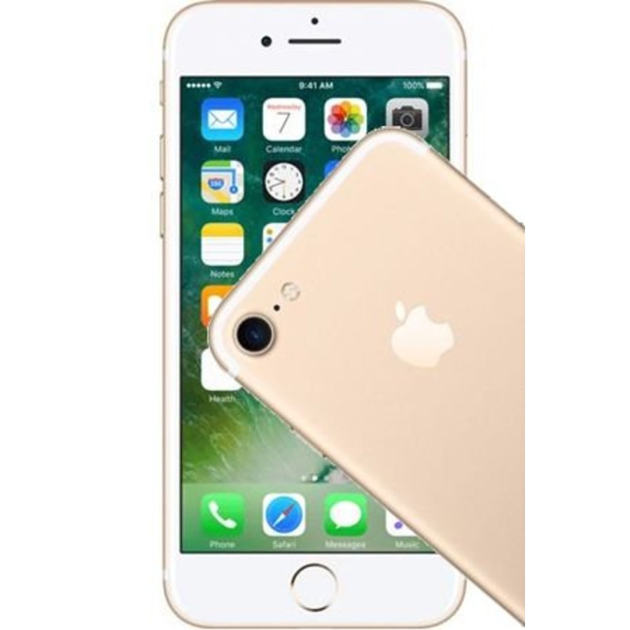 Apple iPhone 7 128GB Gold (128GB Gold)-1