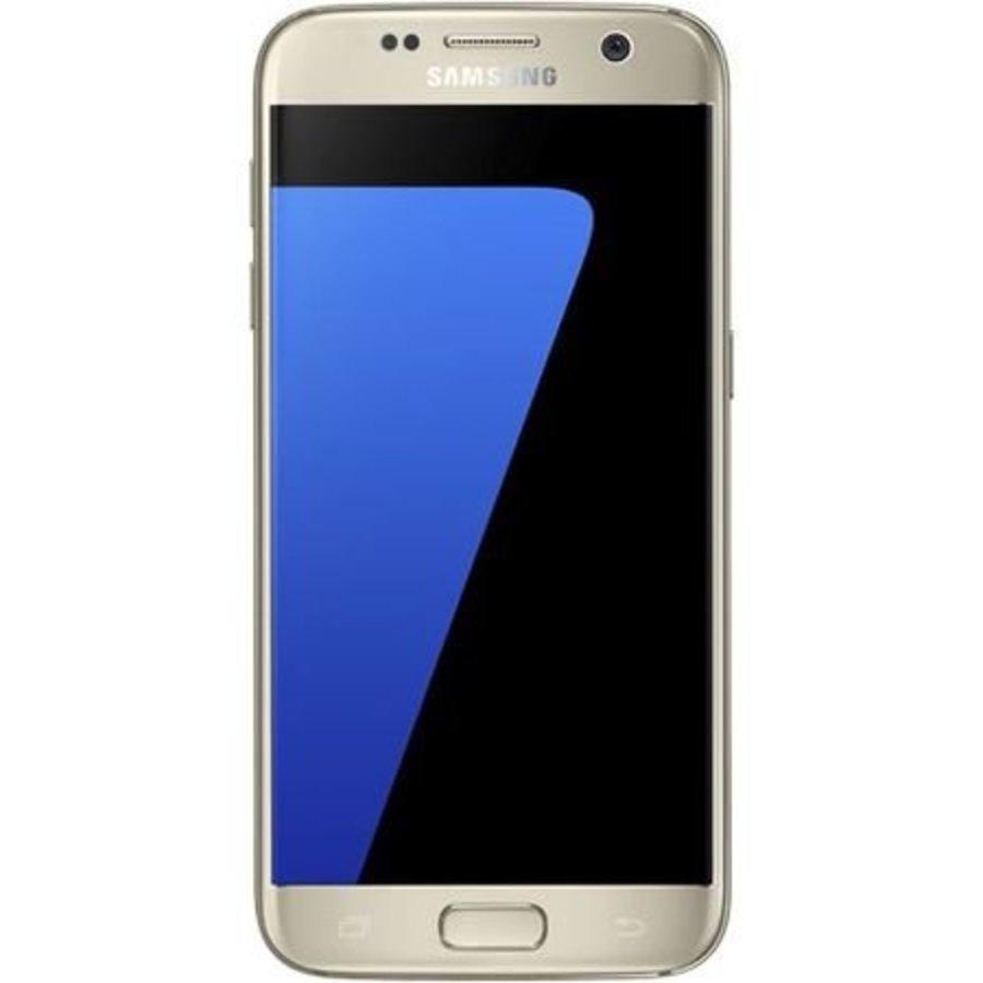 Samsung Galaxy S7 G930F 32GB Gold (32GB Gold)-1