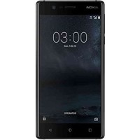 Nokia 3 Dual Sim Black (Black)