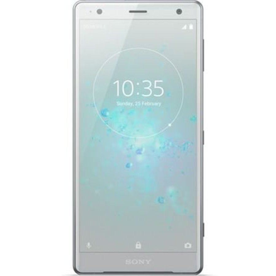 Sony Xperia XZ2 H8216 Silver (Silver)-1