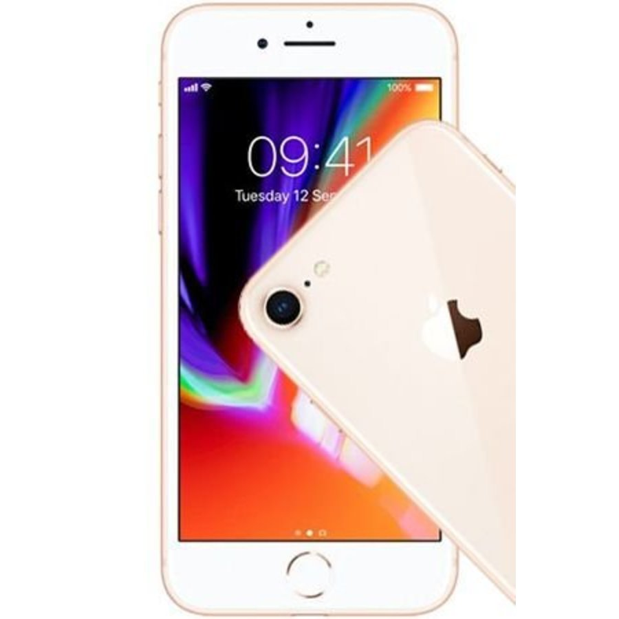Apple iPhone 8 64GB Gold (64GB Gold)-1