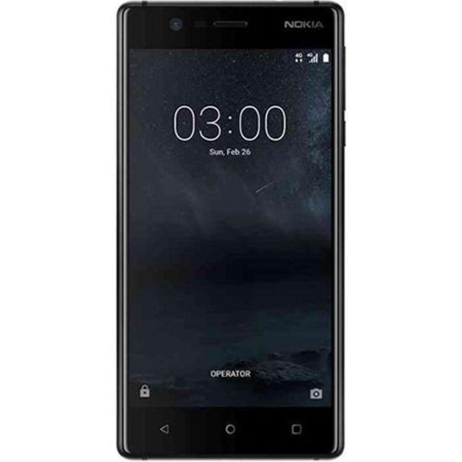 Nokia 3 Black (Black)-1
