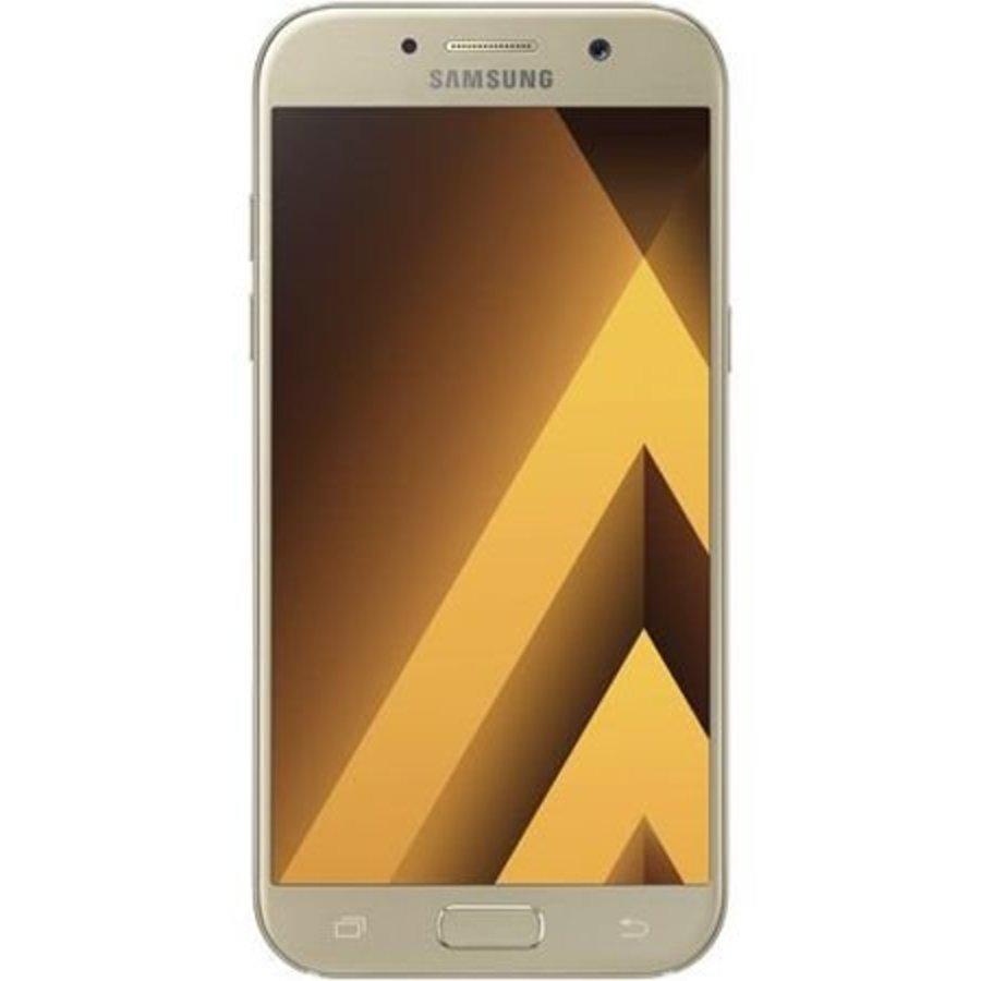 Samsung Galaxy A5 2017 A520F Gold (Gold)-1