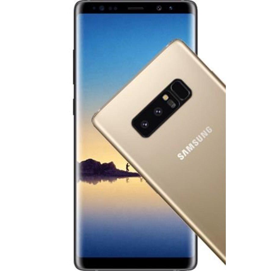 Samsung Galaxy Note8 Dual Sim N950FD Maple Gold (Maple Gold)-1