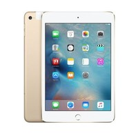Apple iPad mini 4 WiFi + 4G 128GB Gold (128GB Gold)