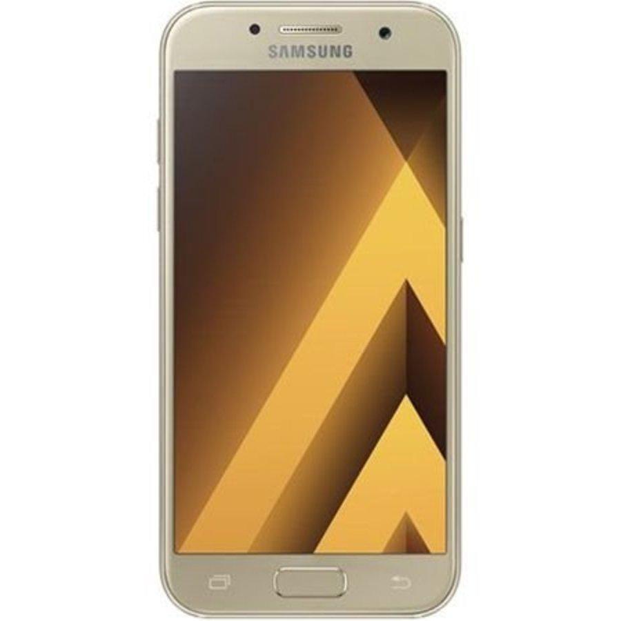 Samsung Galaxy A3 2017 A320F Gold (Gold)-1