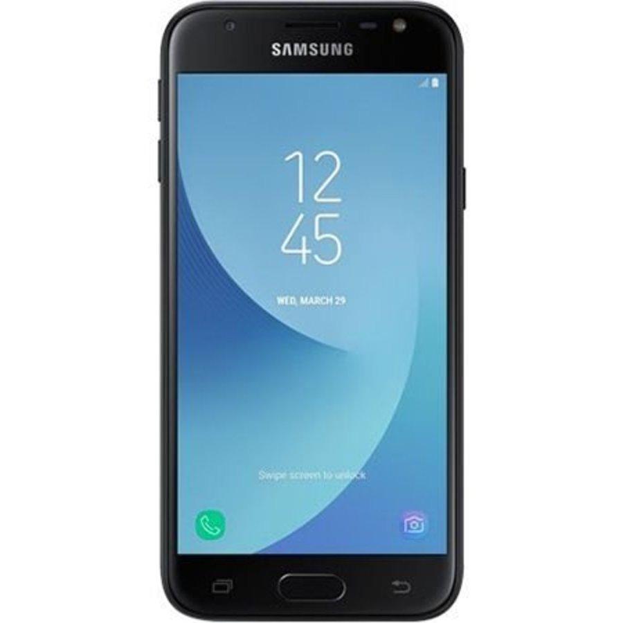 Samsung Galaxy J3 2017 J330F Black (Black)-1