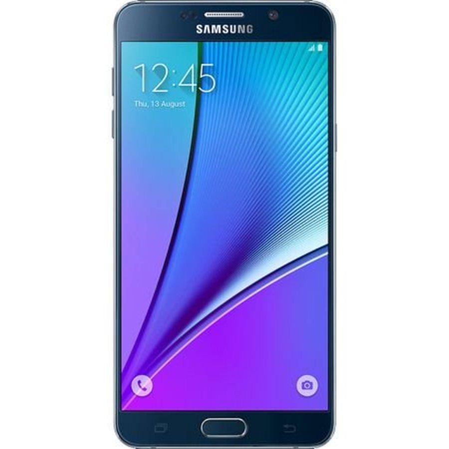 Samsung Galaxy Note 5 Dual Sim N920CD Black Refurbished (Black Refurbished)-1