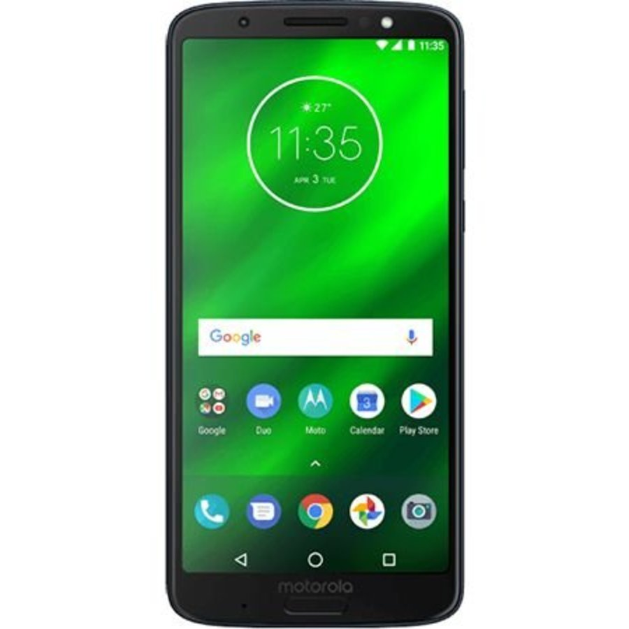 Motorola Moto G6 Plus Dual Sim Deep Indigo (Deep Indigo)-1
