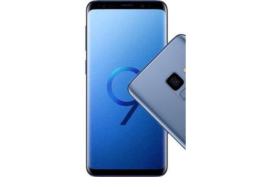 Samsung Galaxy S9 Dual Sim G960F Coral Blue
