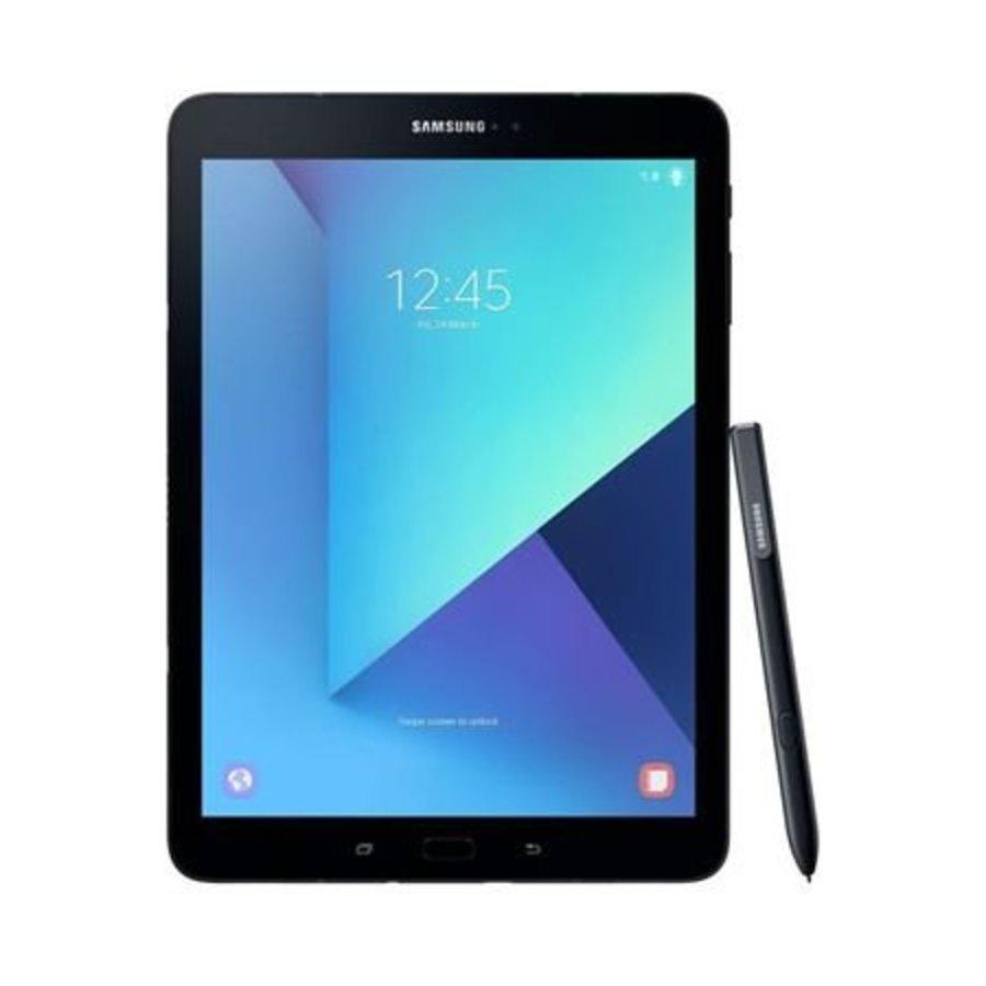 Samsung Galaxy Tab S3 9.7 WiFi + 4G T825N Black (Black)-1