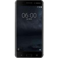 Nokia 6 Dual Sim Black (Black)