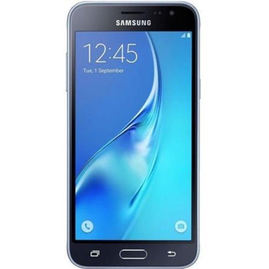 Samsung Galaxy J3 Dual Sim J320FD Black (Black)-1