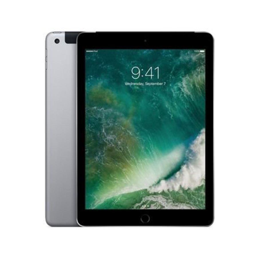 Apple iPad 9.7 2017 WiFi + 4G 32GB Space Grey (32GB Space Grey)-1