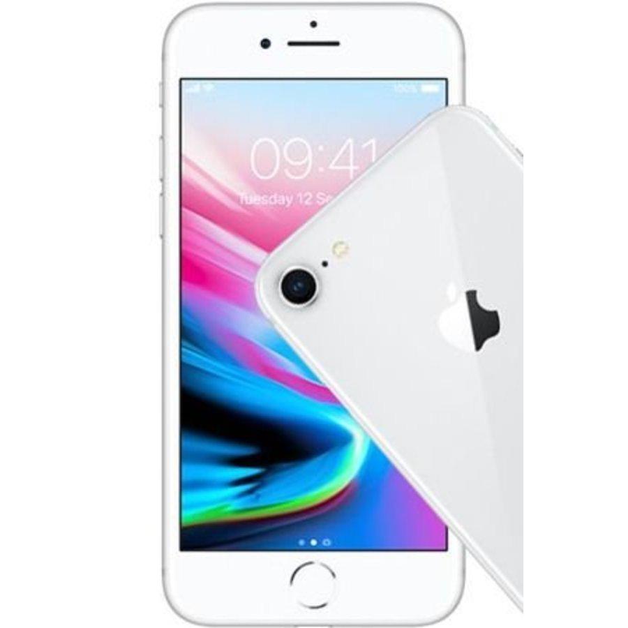 Apple iPhone 8 64GB Silver (64GB Silver)-1