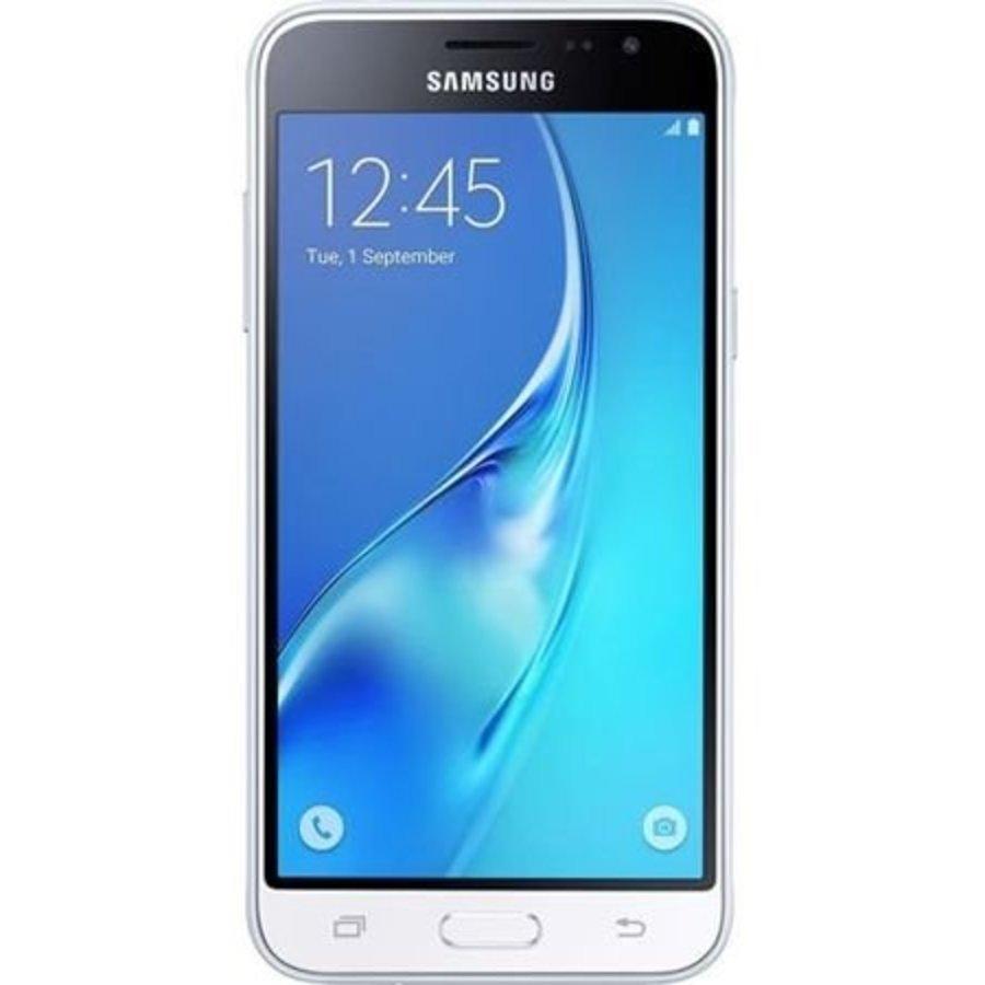 Samsung Galaxy J3 Dual Sim J320FD White (White)-1